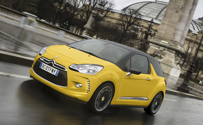 Citroen DS3 Electro Shot 01