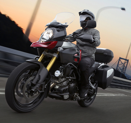 Tres noves versions de la Suzuki V-Strom 1000