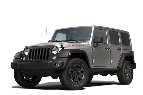 Jeep Wrangler Rubicon X Package en edició limitada