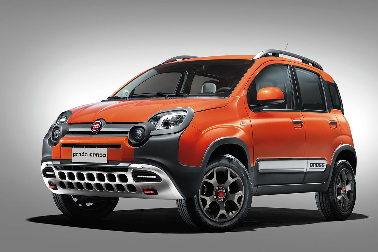 Debut dels Fiat Panda i Freemont Cross