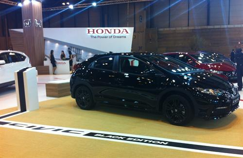 Honda Civic Black Edition2