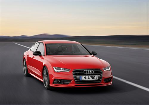 Audi A7 Sportback 3.0 BiTDI Competition, més potència i major exclusivitat