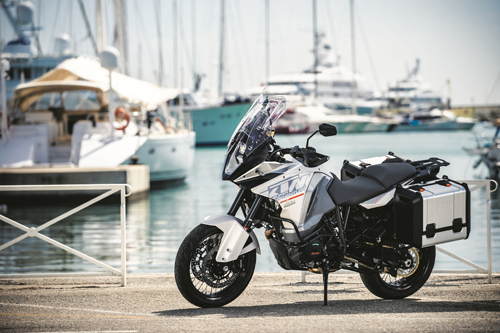 KTM confirma l'arribada de la 1290 Super Adventure