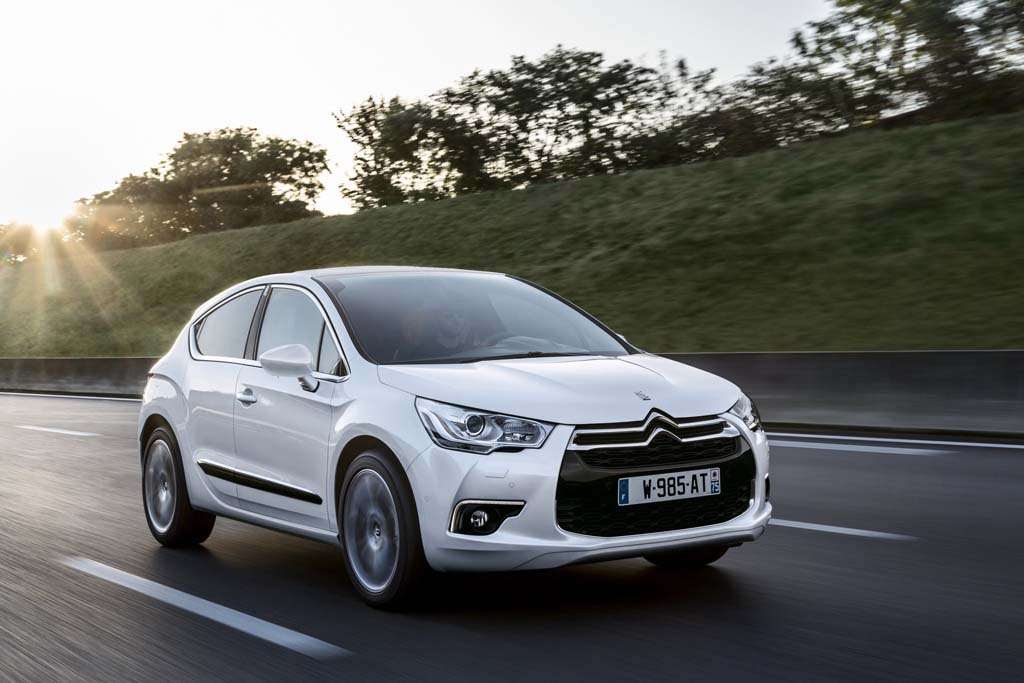 El DS4 acaba l'any estrenant motor