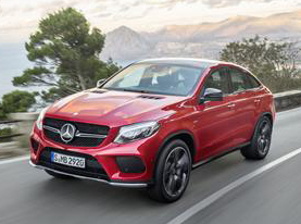 Nou GLE Coupé de Mercedes-Benz
