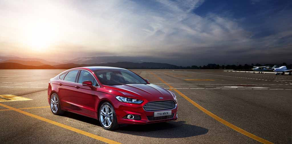 Ford Mondeo: Altes pretensions.