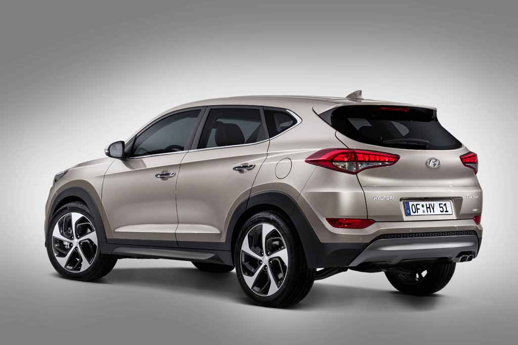 All-new Tucson Exterior 4