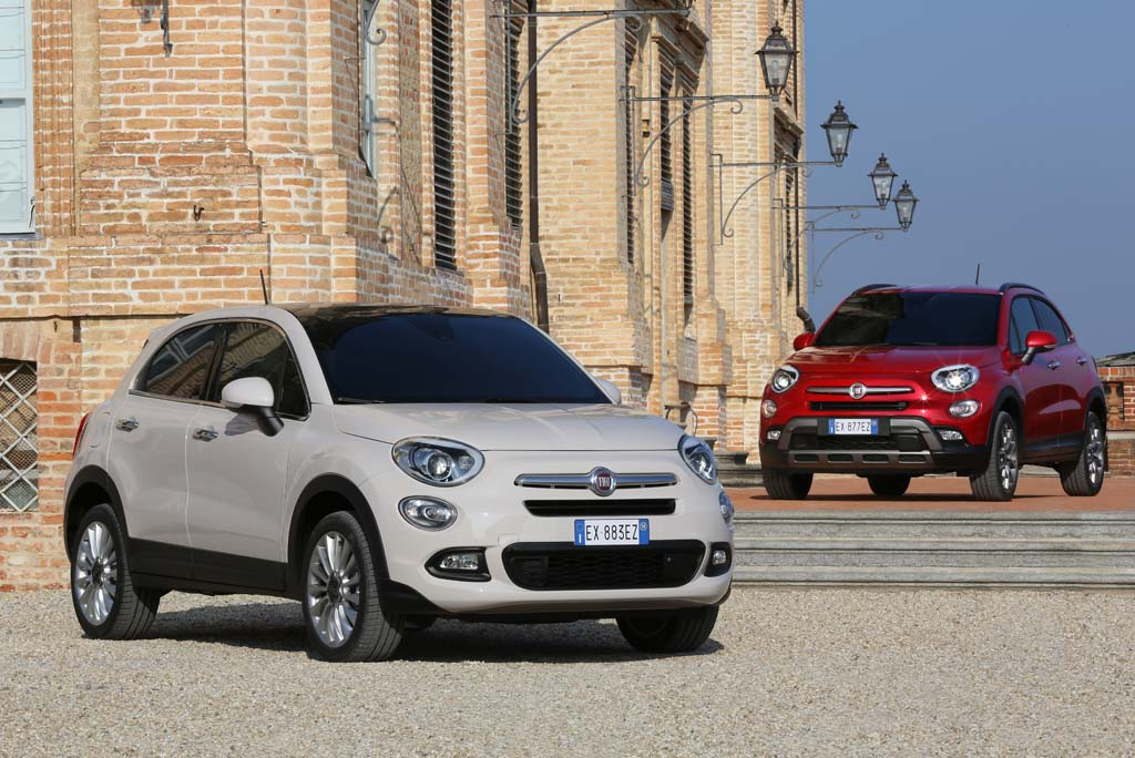 Fiat 500X: City o Off-Road?