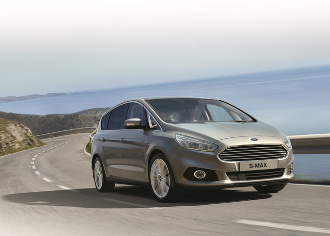Ford S-MAX: SuperMAX.