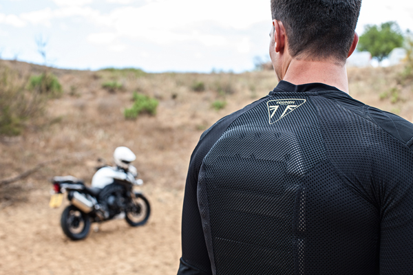 Triumph Under Protection, per anar segurs en moto i no patir calor