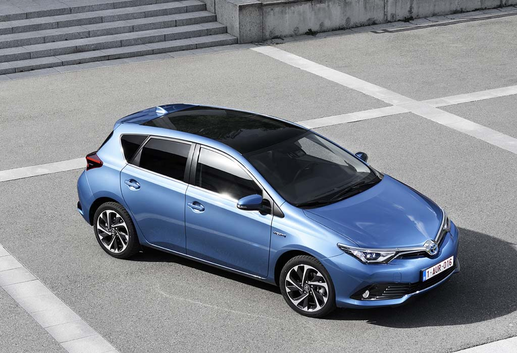 Ja està disponible el nou Toyota Auris 2015