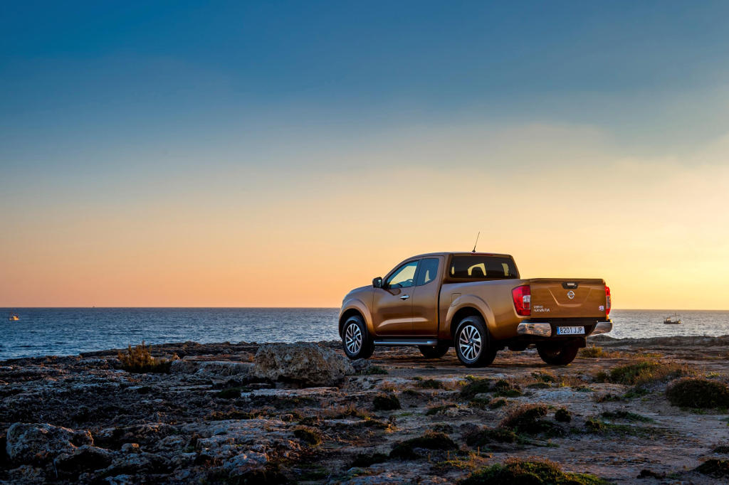 El Nissan Navara nomenat millor Pick Up de l'any