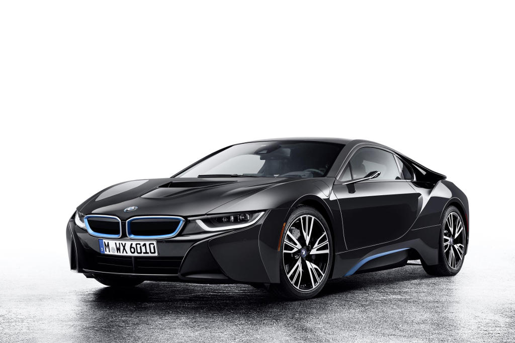 BMW presenta un vehicle sense miralls ni retrovisors