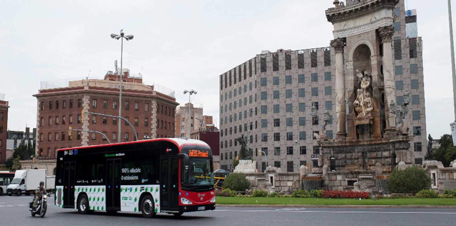 Roses disposarà de transport públic urbà tot l'any