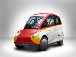 El vehicle de Shell