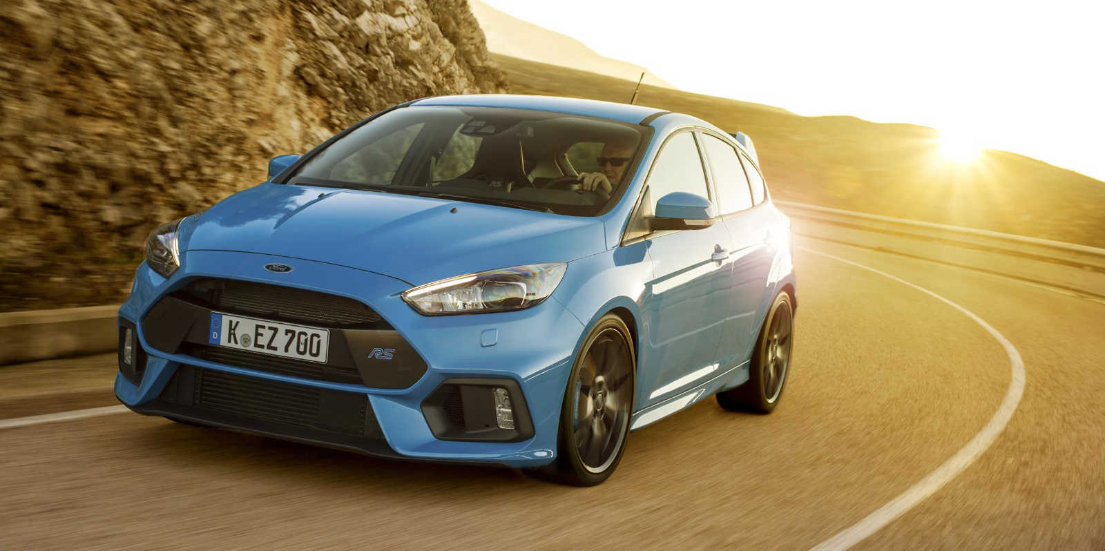 El Ford Focus RS, designat cotxe de l'any als Vehicle Dynamics Awards