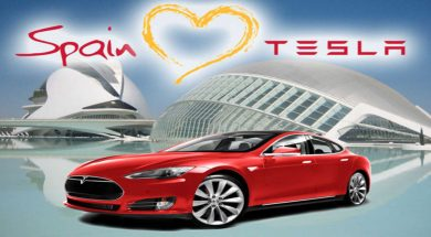 Spain Loves Tesla