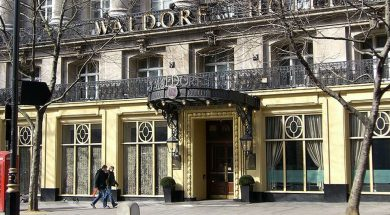 Hotel Waldorf a Londres (Foto: Wikimedia Commons)