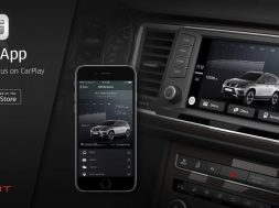 Primera app compatible amb CarPlay (Foto: Seat)