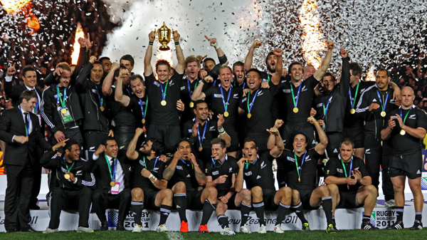 Iveco transportarà els All Blacks durant la seva gira europea