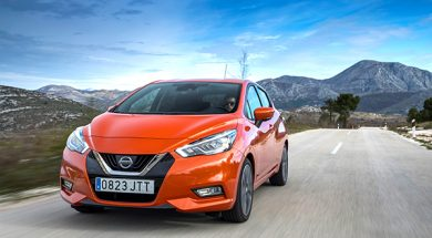 All-New Nissan Micra – Energy Orange