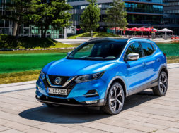 The new Nissan Qashqai: premium crossover enhancements deliver o