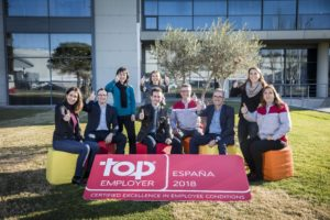 Seat gana el TopEmployers