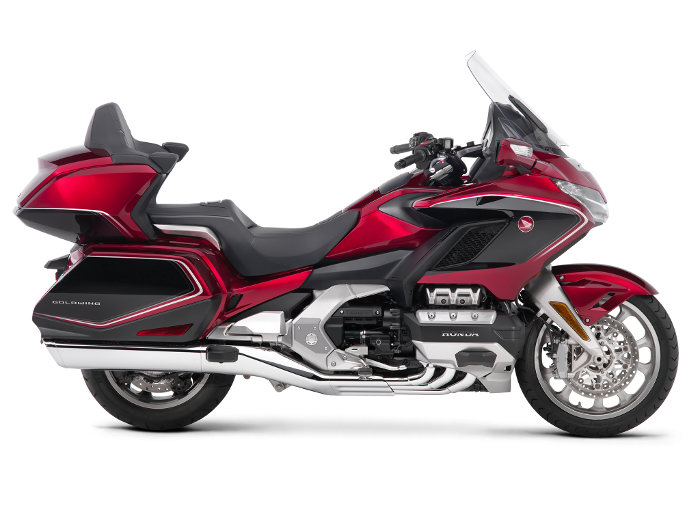 HONDA GOLD WING 'Upgrade'