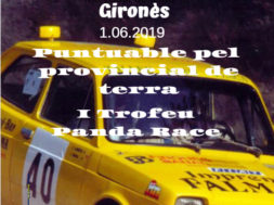 flayer sprint del girones 2019