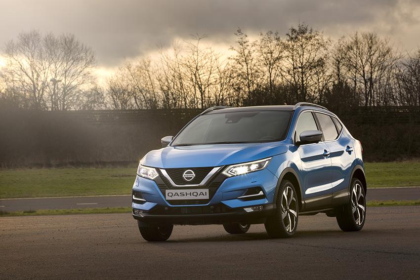 Nissan líder en vehicles elèctrics i crossovers a Espanya el 2019