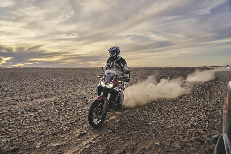 Honda Africa Twin: Més aventurera