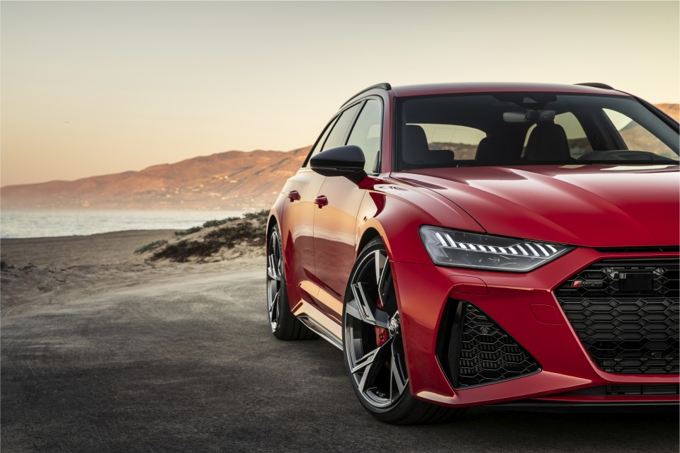 Audi RS 6 Avant: Un familiar de carreres