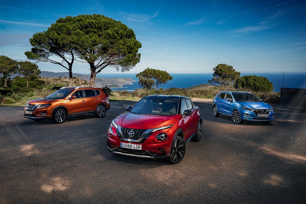 Nissan domina el segment crossover