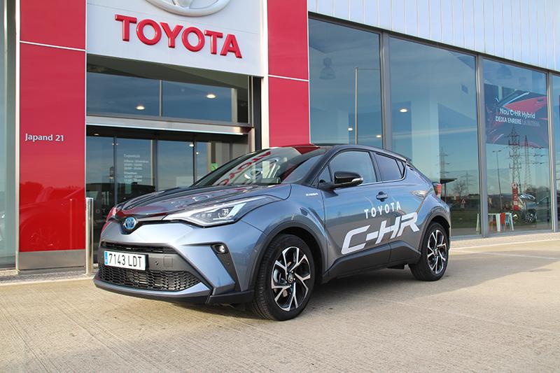 Toyota C-HR 2.0 HYBRID, més potent i transgressor