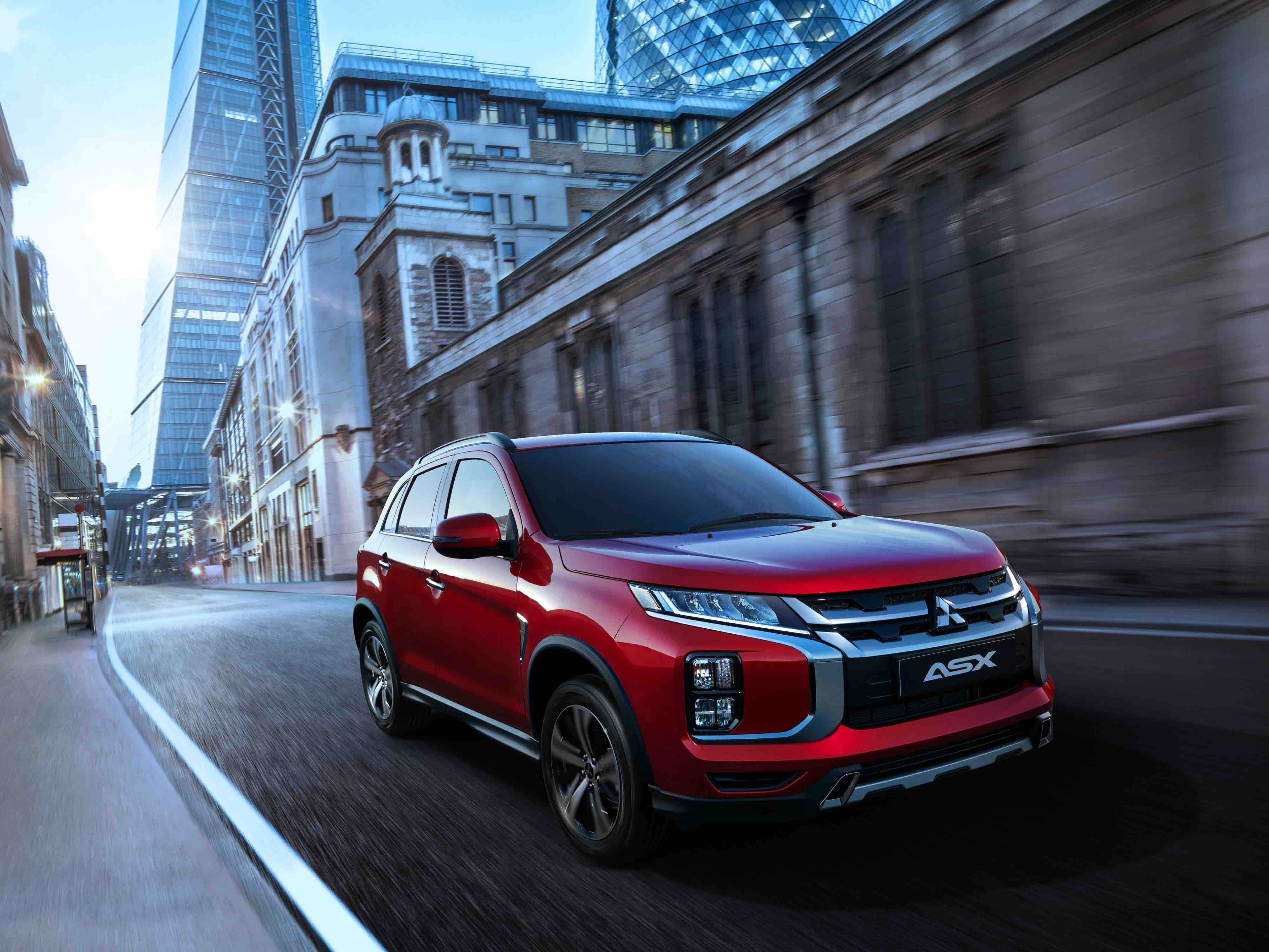 Mitsubishi ASX 2020:  Segueix a la cima