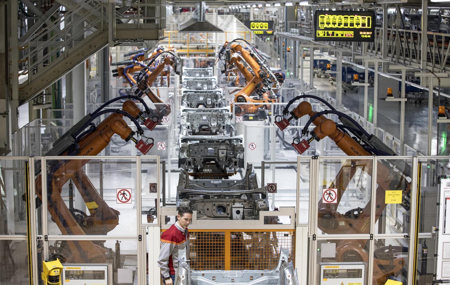 Seat va fabricar més de 500.000 cotxes a Martorell el 2019