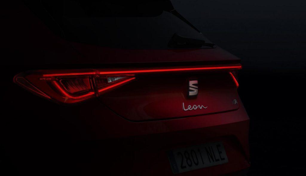 El Seat León reforça el seu disseny