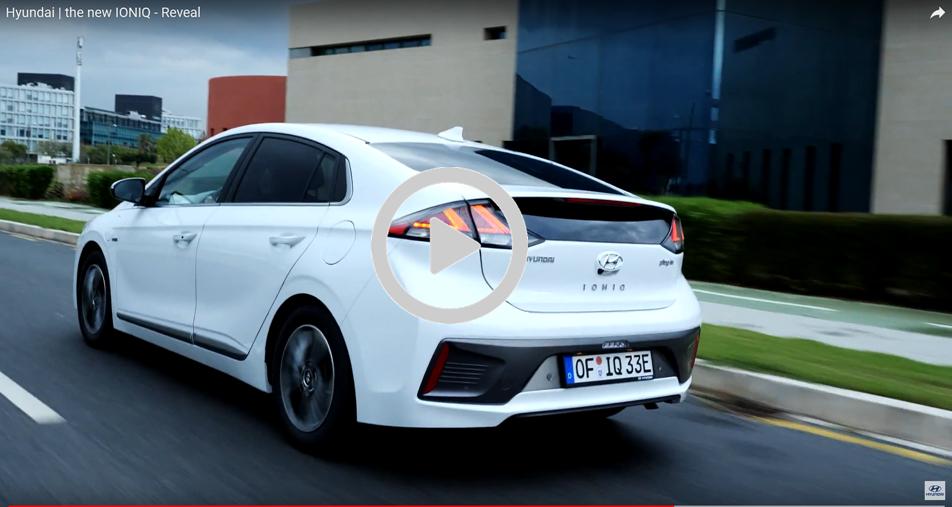 Hyundai Ioniq, Més connectat, segur i eficient