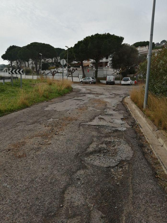 Calonge i Sant Antoni asfaltarà més de 7.000 m2 de carrers de Mas Vilar