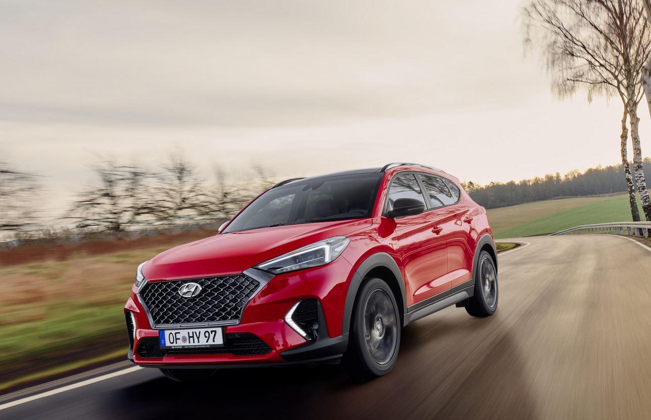 Hyundai afegeix dos motors a la gamma Tucson N Line a Europa