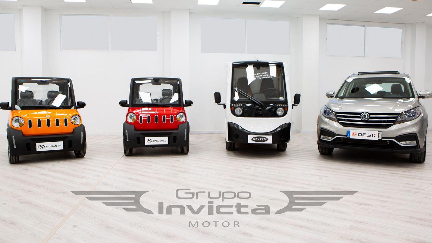 Invicta Motor s'implanta a Catalunya amb tres models