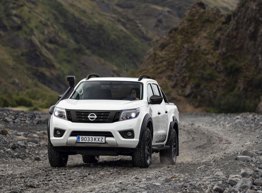 Nissan renova el seu Navara més potent, l'Off-Roader AT32