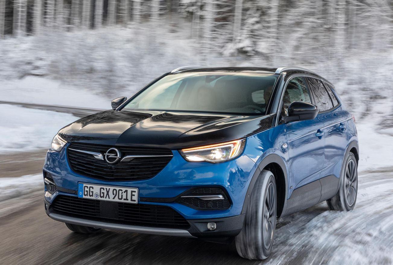 L'Opel Grandland X Híbrid arriba a Catalunya
