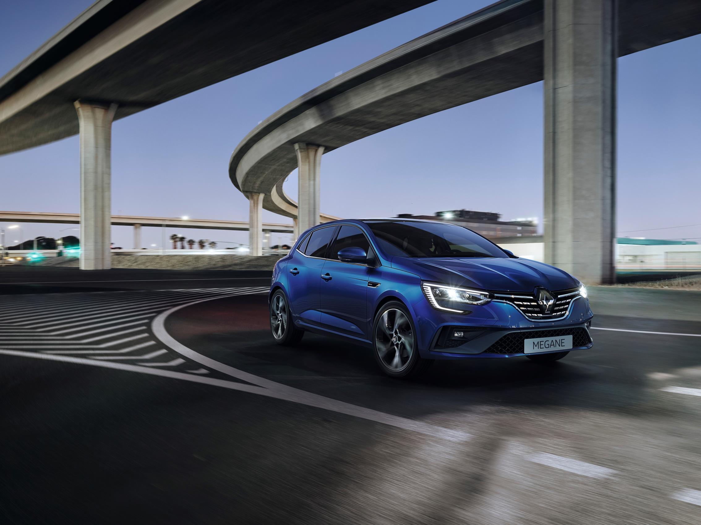 Renault renova el Mégane amb més tecnologia