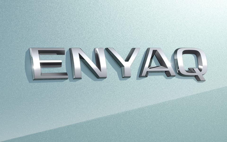 Skoda anomenarà Enyaq el seu primer SUV elèctric