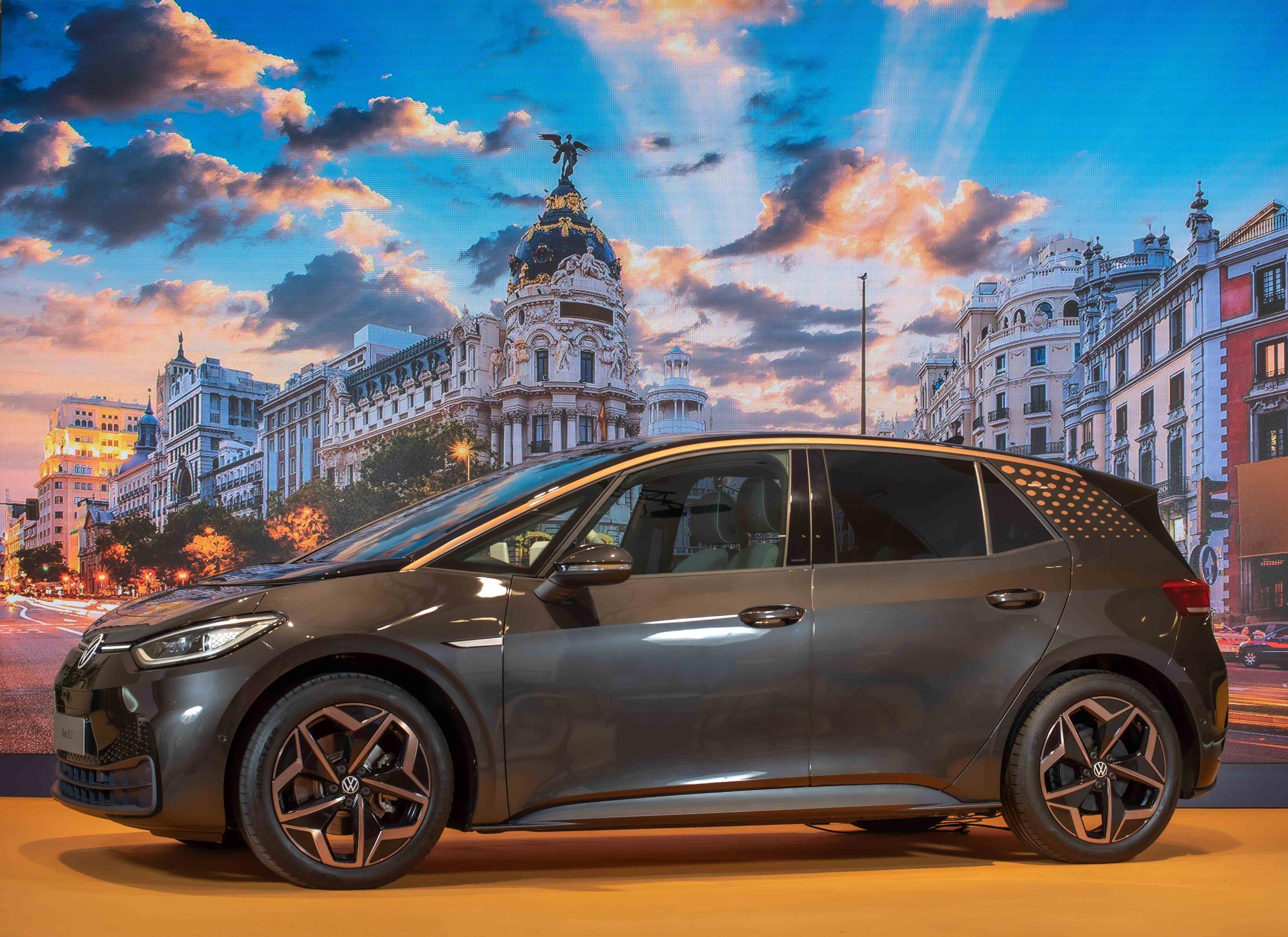 El Volkswagen ID.3 arriba a el mercat espanyol