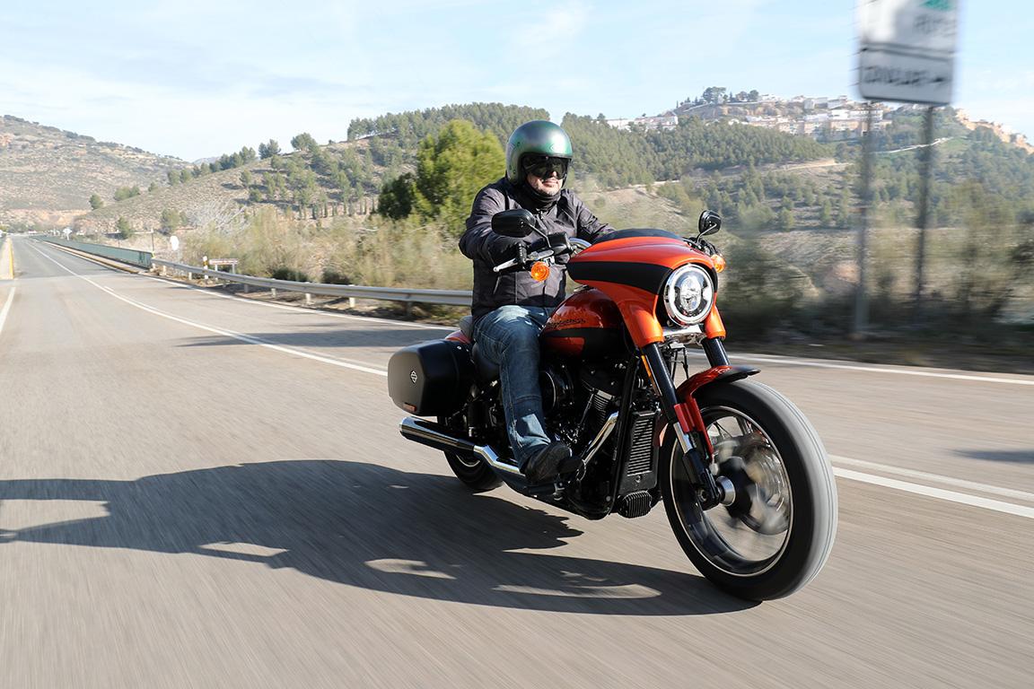 Harley-Davidson: Codi Triple S