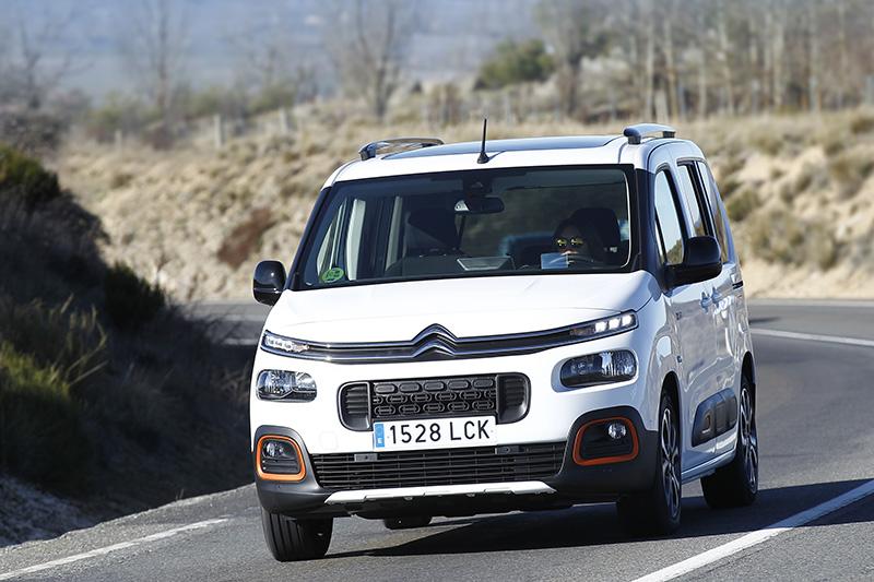 Citroën Berlingo 130 EAT8: Polivalència encantadora