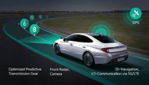 Kia i Hyundai han patentat un sistema predictiu de canvi de marxes