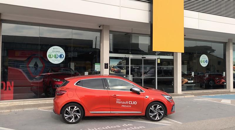 Renault Clio: Completament nou